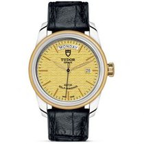 Tudor Glamour Date-Day Gold/Steel 39mm United States of America, Pennsylvania, Holland