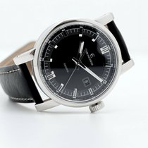 Chronoswiss Pacific Steel 43mm Black No numerals