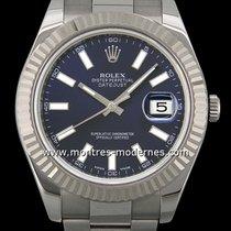 Rolex Datejust II Acier 41mm France, Paris