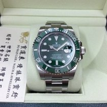 劳力士  Submariner Date 116610LV