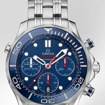 Omega Seamaster Diver 300 M new Automatic Watch only 212.30.44.50.03.001