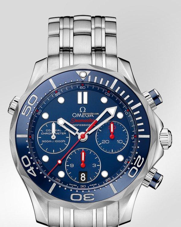 f17b1fa5a92 Omega Seamaster Diver 300 M - Precios de Omega Seamaster Diver 300 M en  Chrono24