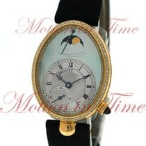 Breguet 8908BA/52/864.D00D Yellow gold Reine de Naples 28.5mm new United States of America, New York, New York