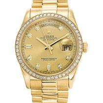 Rolex Watch Day-Date 118348
