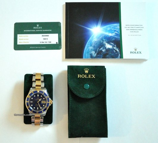 rolex submariner date f r kaufen von einem. Black Bedroom Furniture Sets. Home Design Ideas