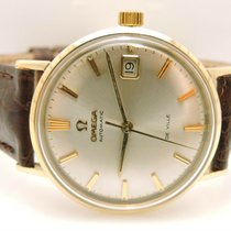 Omega Seamaster DeVille Yellow gold 35mm Gold United States of America, California, Tustin