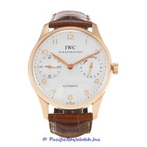 IWC Portuguese (submodel) IW500004 pre-owned