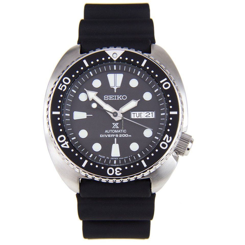 Buy Affordable Seiko Dive Watches On Chrono24