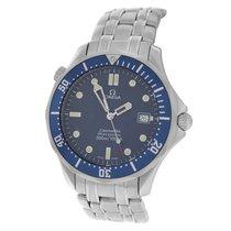 Omega Men's Omega Seamaster 2531.80 Bond Blue Wave 41MM