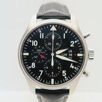 IWC Pilot Fliegeruhr Chronograph