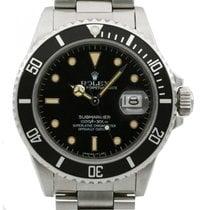 劳力士  (Rolex) Submariner 16800 Tritium Indexes