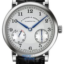 A. Lange & Söhne White gold 39mm Manual winding 1815 new