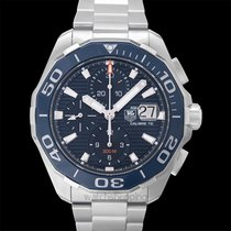 TAG Heuer Aquaracer 300M Steel 43mm Blue United States of America, California, San Mateo