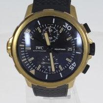 IWC Aquatimer Chronograph Bronze 44mm Schwarz Keine Ziffern Deutschland, Wiesbaden