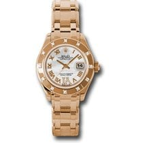 Rolex Růžové zlato 29mm Automatika 80315 mrd nové