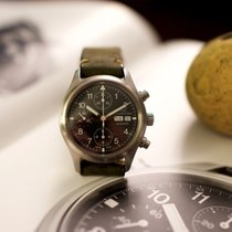 IWC Flieger Chronograph Pilot's Watch IW3706