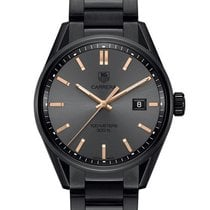 TAG Heuer Carrera Lady new 41mm Titanium