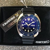 Seiko Prospex Steel 45mm Blue