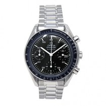 Omega Speedmaster Stainless Steel Automatic Chronograph Men's...