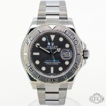 Rolex Yacht-Master pre-owned 40mm Steel