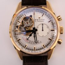 Zenith Rose gold Automatic 42mm new El Primero Chronomaster