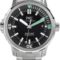 IWC Aquatimer Automatic Steel 42mm Black United States of America, New York, New York