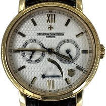 Vacheron Constantin Yellow gold 40mm Automatic 1755 85250 pre-owned