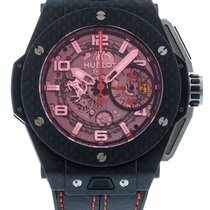 Hublot Big Bang Ferrari Carbon 45mm Transparent United States of America, Georgia, Atlanta