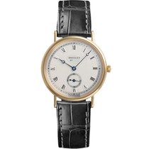 Breguet 35.5mm Manual winding pre-owned Classique White