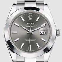 Rolex Datejust Steel 41mm No numerals United States of America, New Jersey, Totowa