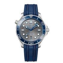 Omega 210.32.42.20.06.001 Steel Seamaster Diver 300 M 42mm