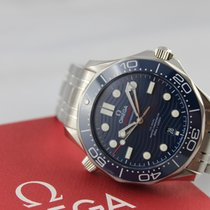 Omega Seamaster Diver 300 M 210.30.42.20.03.001 2020 new