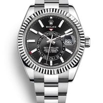 Rolex Sky-Dweller Steel 42mm No numerals United States of America, New Jersey, Totowa