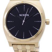 Nixon Χρυσός / Ατσάλι 37mm Χαλαζίας A045-2879-00 καινούριο