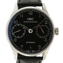 IWC Portuguese Automatic 5001 2014 pre-owned