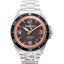 Bell & Ross Automatic BRV292-ORA-ST/SST new