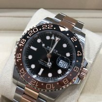 Rolex Gold/Steel 40mm Automatic 126711CHNR pre-owned United Kingdom, glasgow
