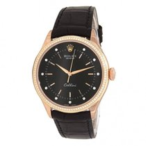 Rolex Cellini Time Rose gold 39mm Black United States of America, New York, New York
