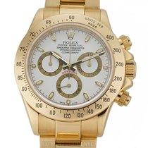 Rolex 116528 Yellow gold 2006 Daytona 40mm pre-owned United States of America, New York, New York