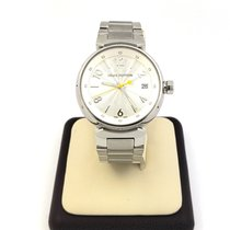Louis Vuitton Steel 34100mm Quartz pre-owned