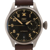 IWC Big Pilot IW501004 2017 pre-owned