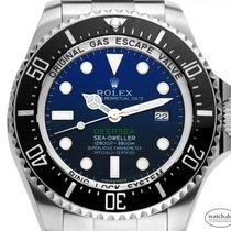 Rolex Sea-Dweller Deepsea 116660 Sehr gut Stahl 44mm Automatik Deutschland, Stuttgart
