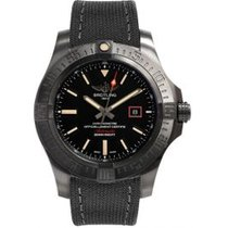 Breitling Avenger Blackbird 44 Titanium 44mm Black United States of America, Pennsylvania, Holland