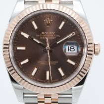 Rolex Datejust II 126331 2017 pre-owned