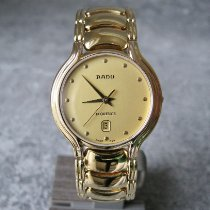 Rado Florence Gold/Steel 32mm Gold No numerals