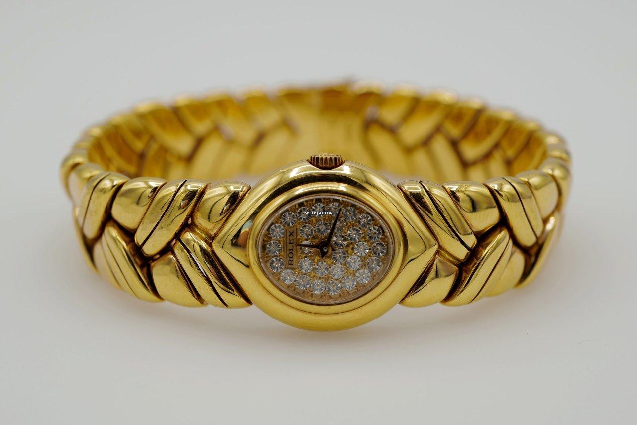 Rolex Cellini rolex 2721 pre-owned