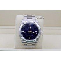 Rolex Oyster Perpetual 39 39mm Bleu