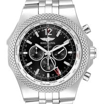 Breitling Bentley GMT A47362 2011 pre-owned
