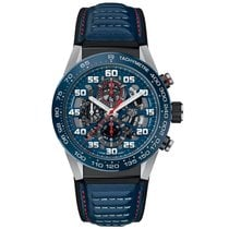 TAG Heuer Carrera Calibre Heuer 01 Red Bull Racing Edition