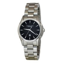 Hamilton JAZZMASTER VIEWMATIC AUTO Steel-Black Dial 34mm...